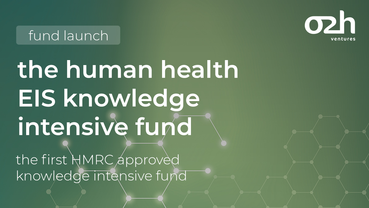 The first HMRC approved Knowledge Intensive EIS Fund