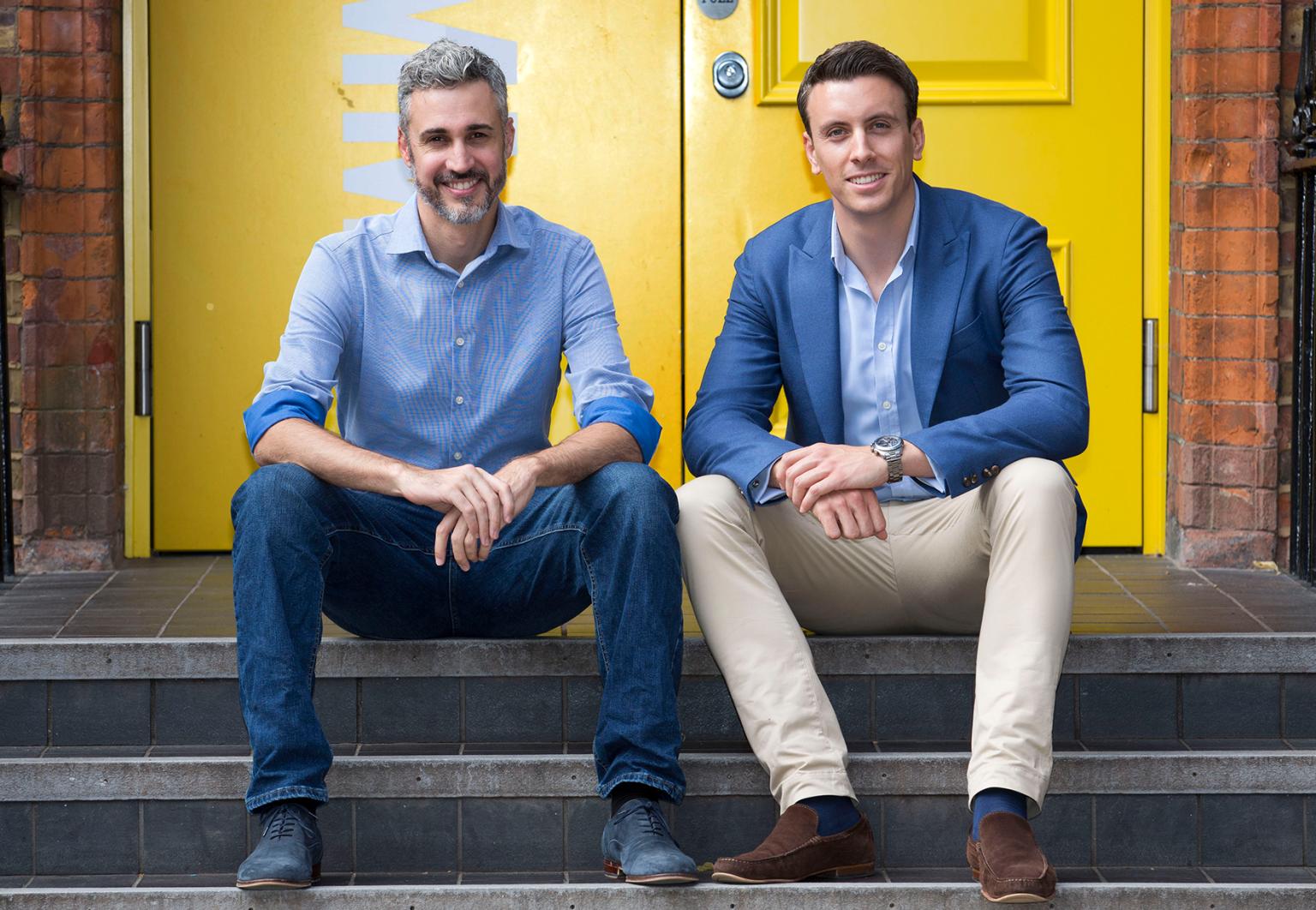 CEO & Founder Simon Phelan