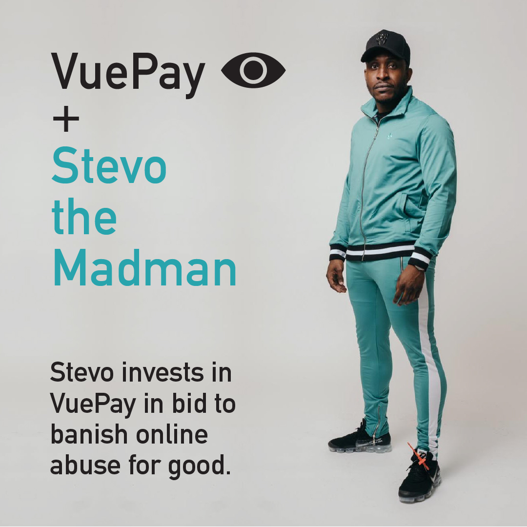 """""""When it comes to social media companies, they get all the money and we get all the abuse. It's not acceptable and it's time to do something about it. VuePay makes the abusers accountable while offering us creators better opportunities to monetise. It's a no brainer"""""""