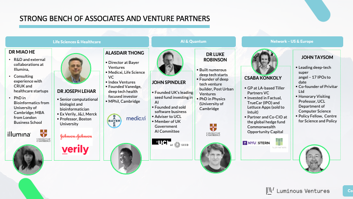 Strong Venture Partners