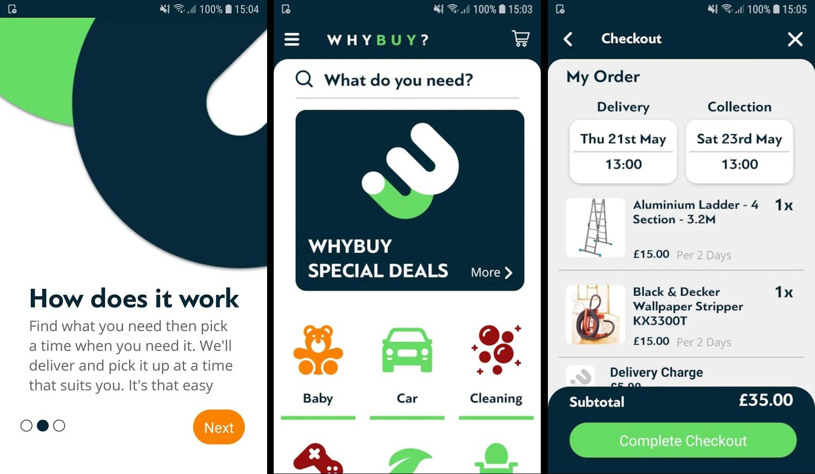 WhyBuy App