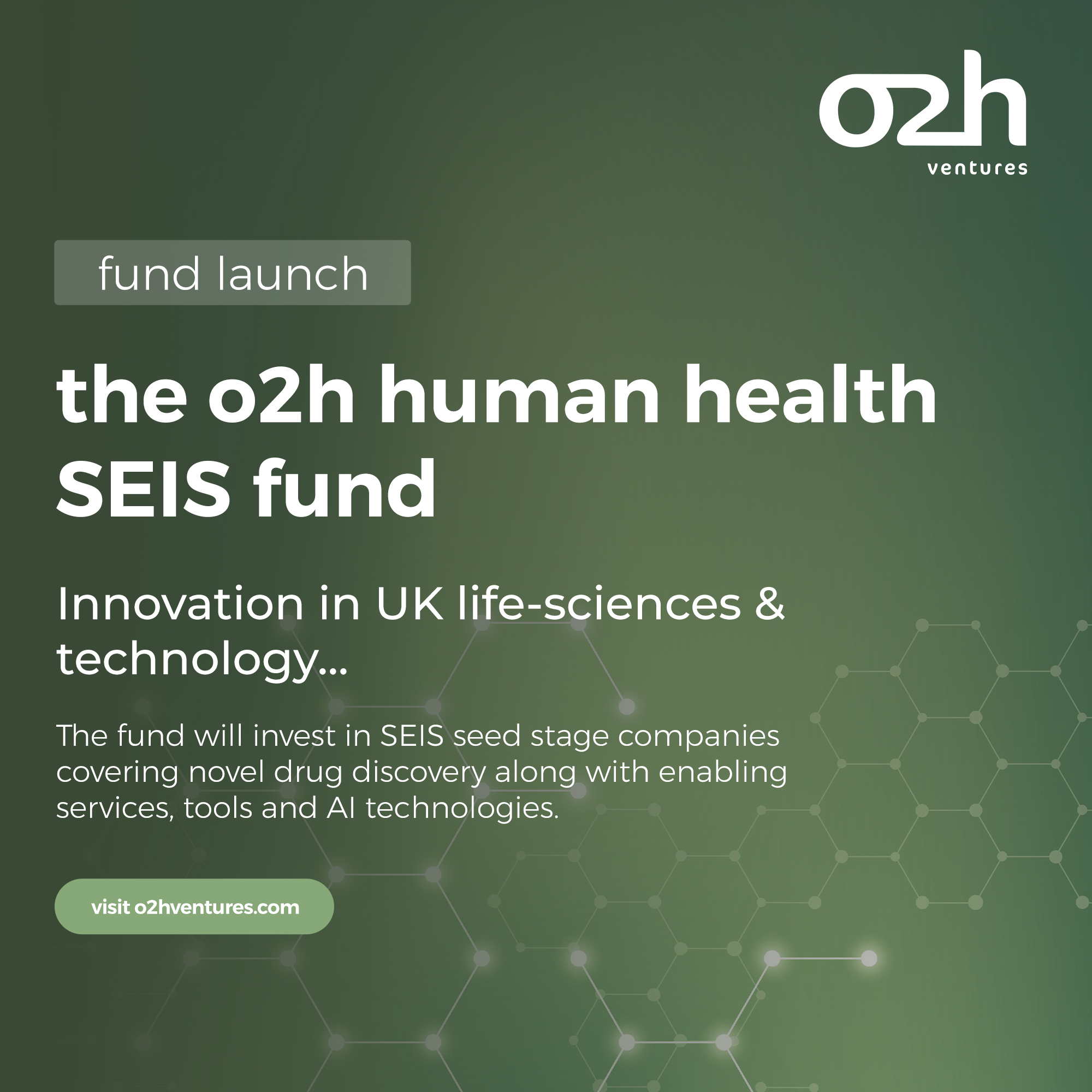 the o2h human health SEIS fund